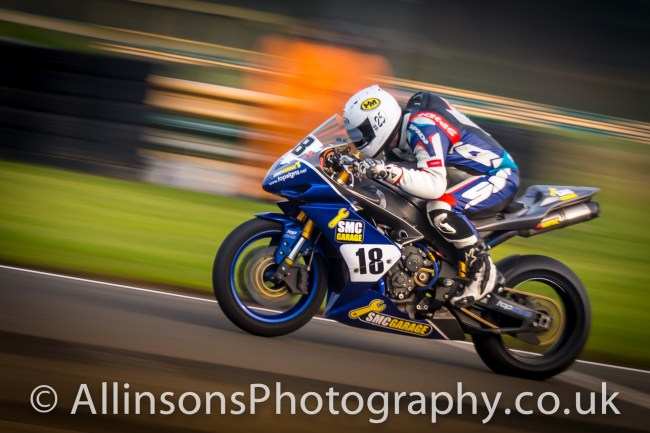 lee longstaff racing at Croft