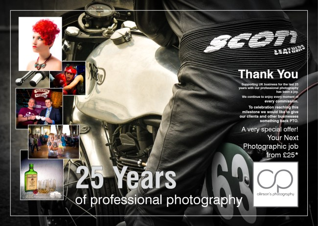 professional photography from £25 limited offer