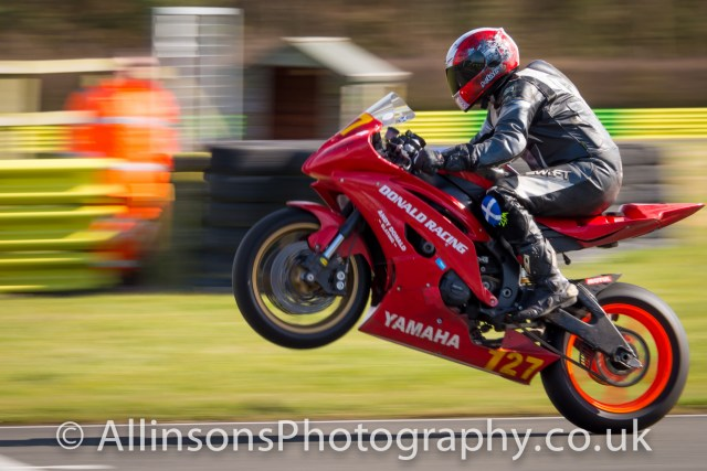 motorcycle racing at croft NEMCRC