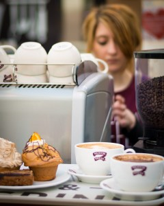 PR Photography at North East Muffin Break Coffee Shop Tyne and Wear