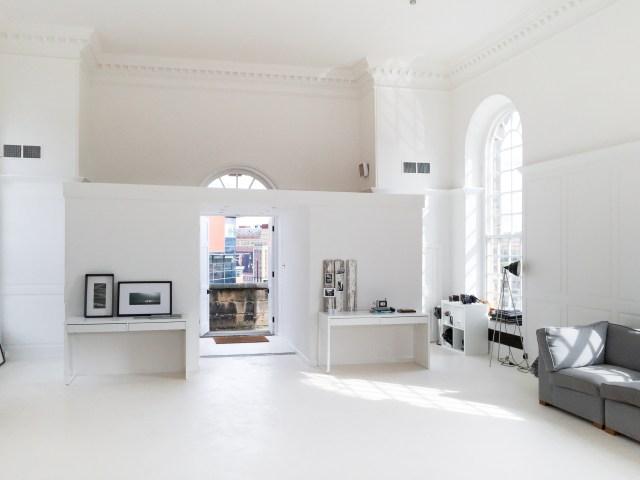 Allinson's Photography Tower Studio Newcastle upon Tyne