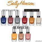 Sally Hansen Fall 2015 Designer Inspired Shades