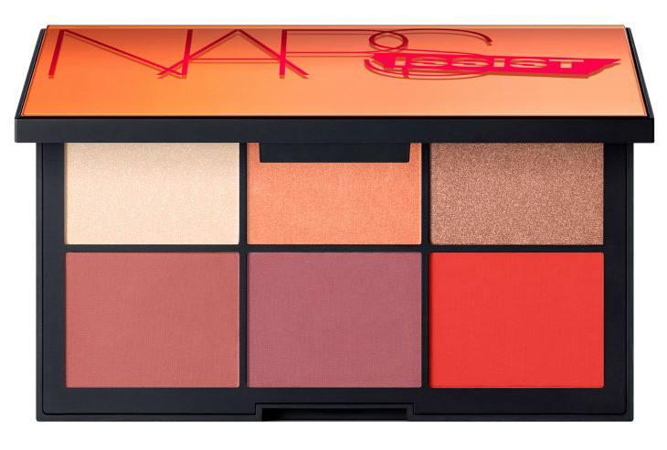 NARS NARSissist Unfiltered Cheek Palettes at Sephora