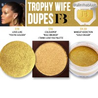 Fenty Beauty Trophy Wife Killawatt Freestyle Highlighter Dupes