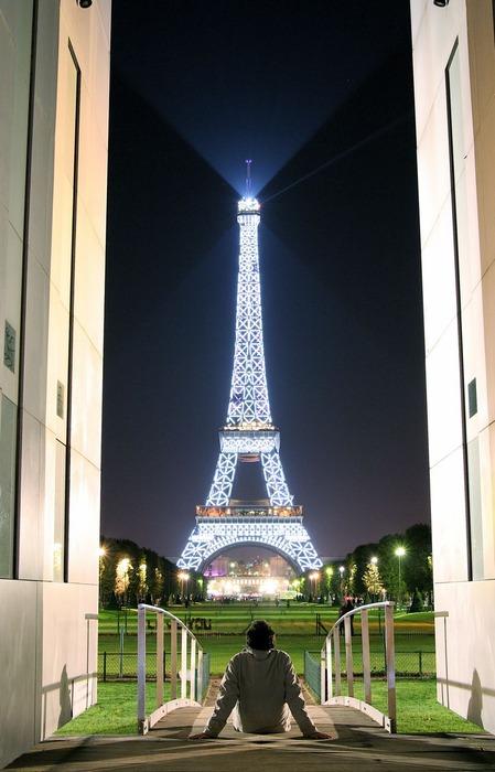 Perfect View, Paris, France