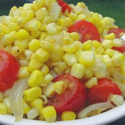 Side Dish – Daddys Fried Corn And Onions