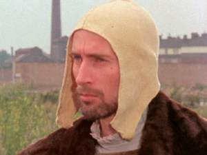 "Richard O'Brien as John Dee in Derek Jarman's ""Jubilee"""