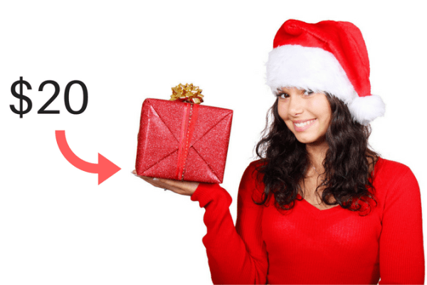Last Minute Gift Exchange Items Under $20