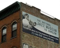 The National Jazz Museum in Harlem wall