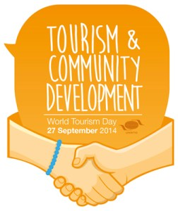 World Tourism Day 27 September logo-2014