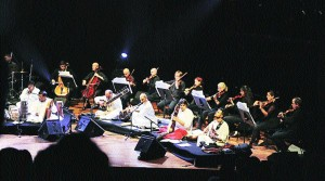The Sachal Jazz Ensemble