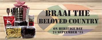 braai day Braai the beloved