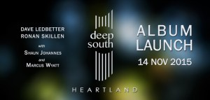 Heartland CD Launch