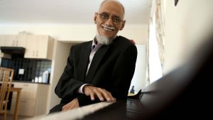 Ibrahim Khalil Shihab. Photo: David Harrison