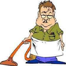 male housekeeper