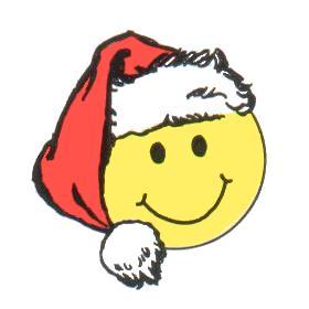 christmas face