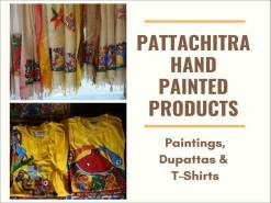 Pattachitra Hand Painted Products