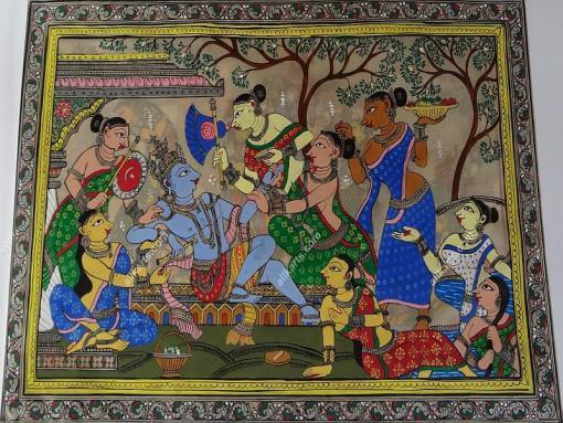 Pattachitra Painting HCODPC001A