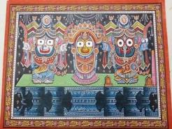 Pattachitra Painting HCODPC002B