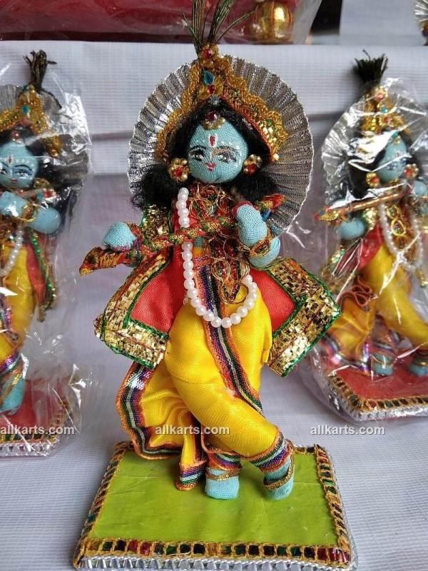 Handmade Lord Krishna