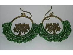 Crochet Jewellery Earrings
