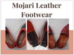 Mojari Leather Footwear