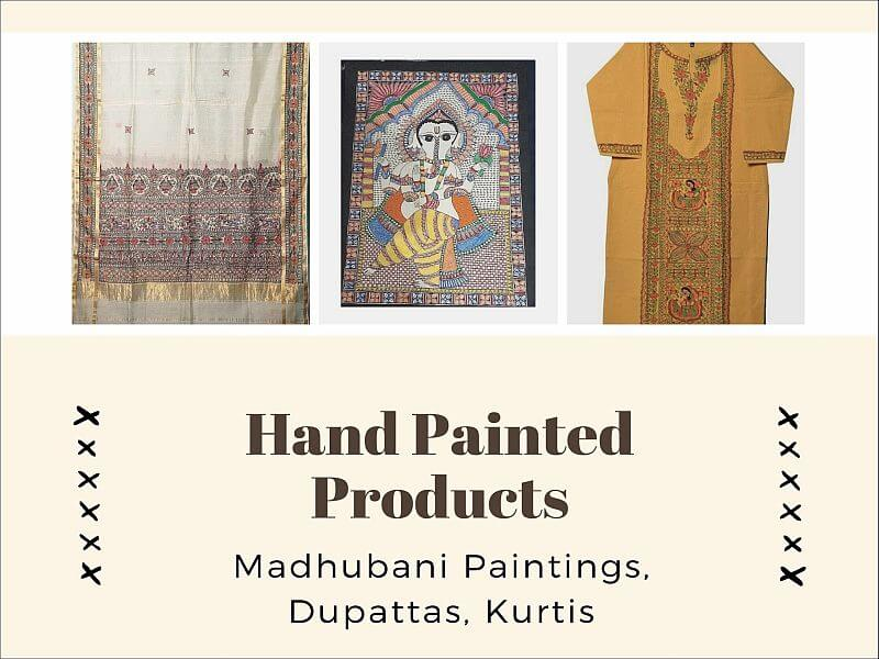Hand Painted Products