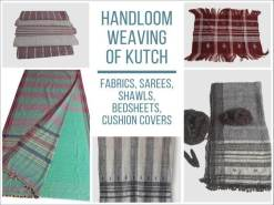 Handloom Weaving of Kutch