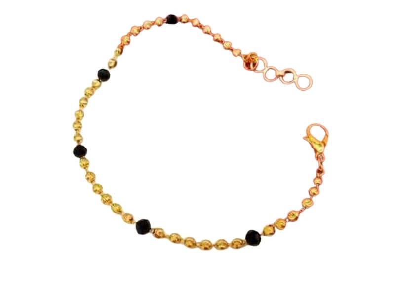 Metal Beads Hand Mangalsutra