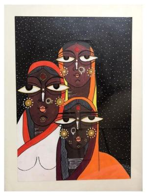 Women with Vision Painting