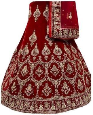 Zardozi Embroidery Lehenga
