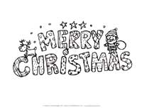 below are some of our christmas coloring pages click on any of the