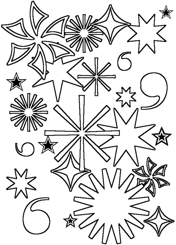this page to print more 4th of july coloring pages