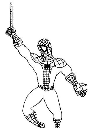 Spiderman Coloring Page Spiderman Coloring Pages All Kids Network