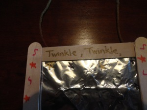 Twinkle Twinkle Little Star Nursery Rhyme Craft All