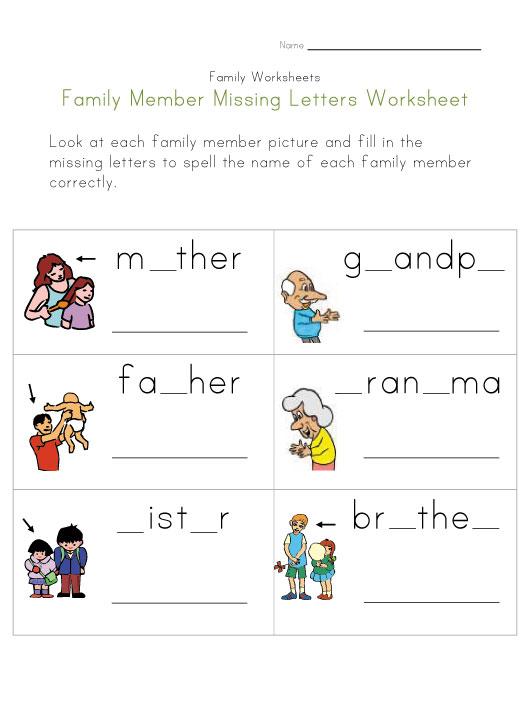 New 515 Family Worksheets Pdf Family Worksheet
