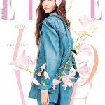 Blackpink S Lisa Is A Flower Among Flowers For Elle Korea Magazine Allkpop