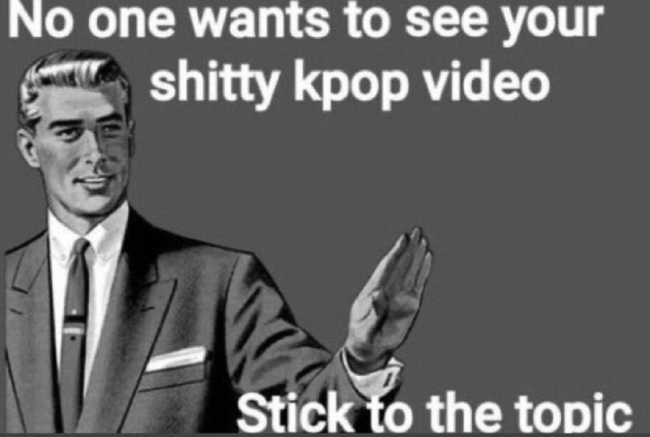 Twitter Commenters Funny Responses To Kpop Fancams Being Spammed