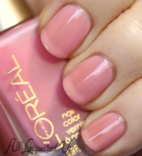 L Oréal Paris Bubble Trouble Jelly Nail Polish Swatch