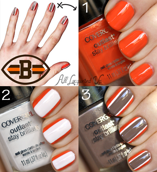 Opi S Love Diamonds Nail Art From The Mlb Collection
