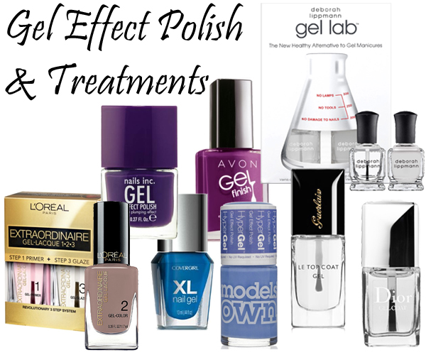 Gel Effect Nail Polish Top Coats And Treatments Via Alllacqueredup
