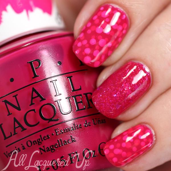 Opi Color Paints Nail Art Via Alllacqueredup