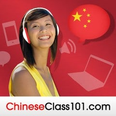 ChineseClass101 is a good podcast for beginners.