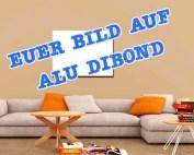 Titelbild Wandbild Alu Dibond individueller Druck Allmie