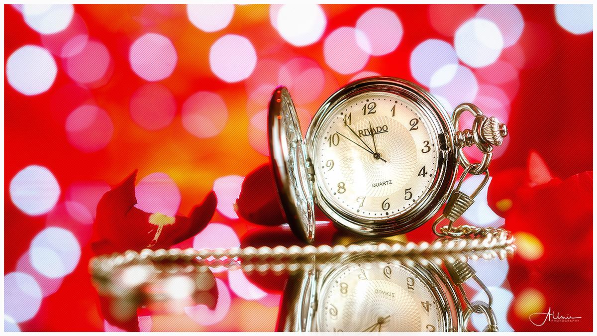 Clock UHR Taschenuhr Produktfoto Werbefotografie Bernau bei Berlin Allmie