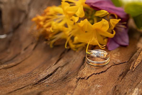 Hochzeitsringe fotografieren Allmie Fotograf aus Bernau