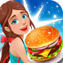 Cooking Games Kitchen Rising : Cooking Chef Master Mod 1.09 Apk [Unlimited Coins]