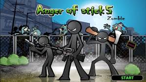 Anger of Stick 5: Zombie 1.1.5 Mod Apk [Unlimited Money] 1
