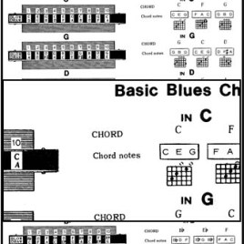 harmonica chart