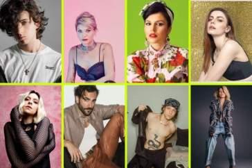 Gli artisti lanciati da un talent show con più copie vendute. In poche settimane Sangiovanni ad un passo dalla Top 10